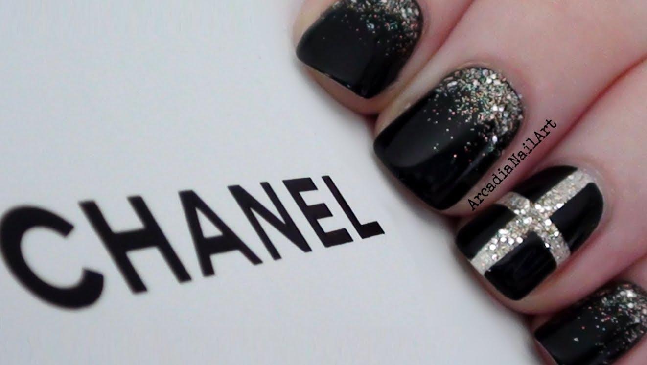 Маникюр Chanel