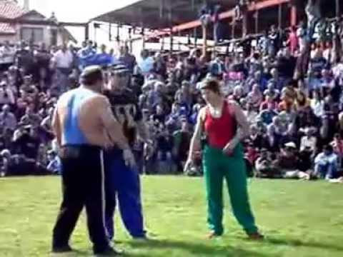Станка Златева премаза от бой 150-килограмов мъж - ВИДЕО