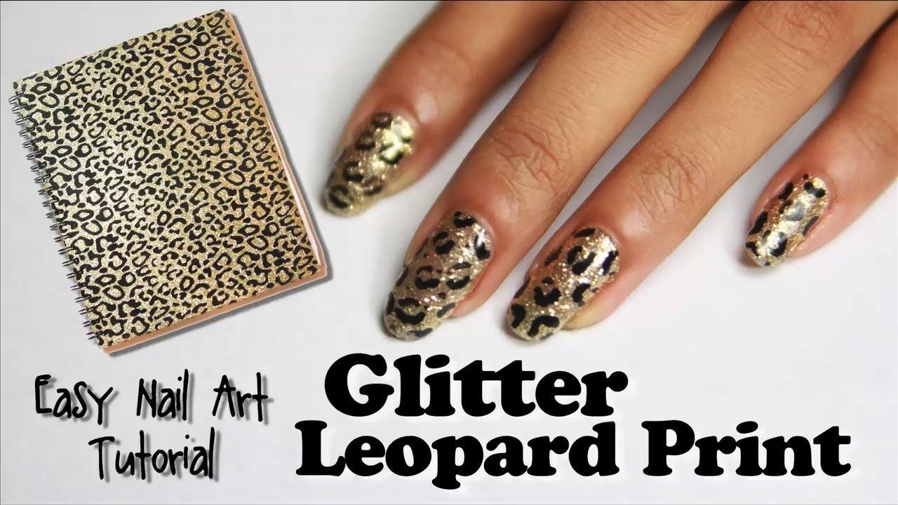 Леопардов блестящ лак