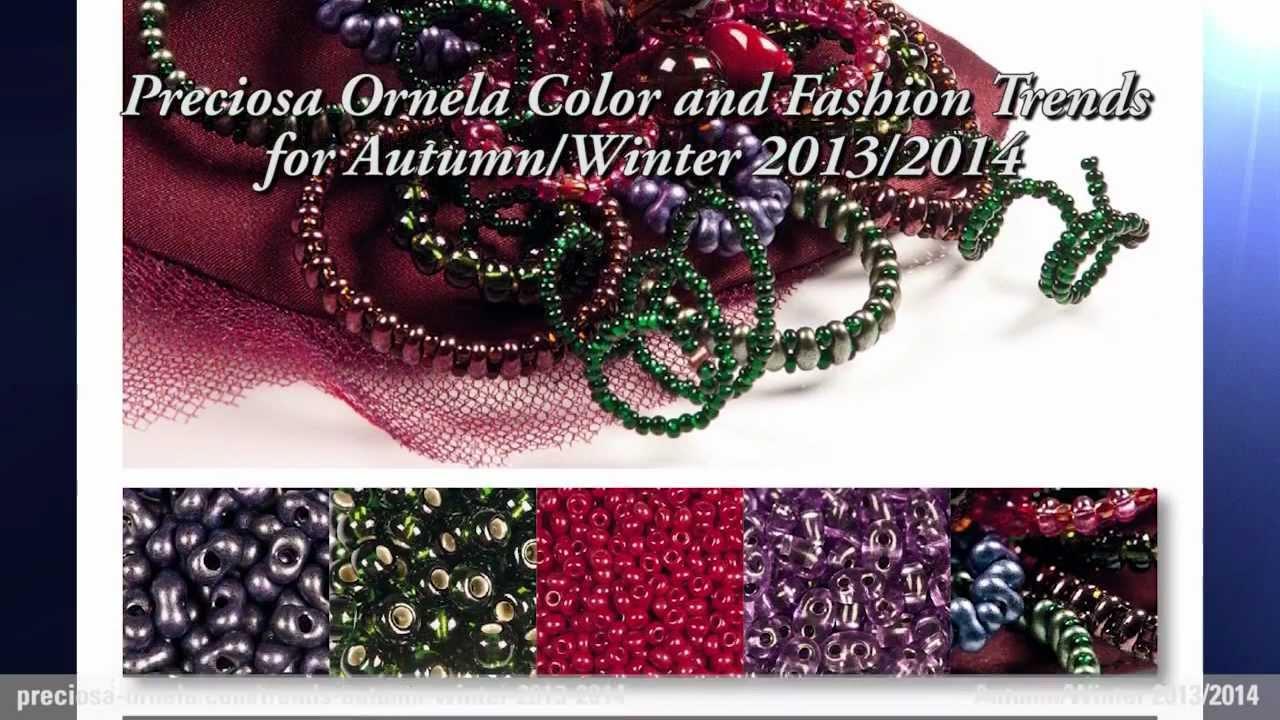 Цветове и тенденции за есен-зима 2013/2014