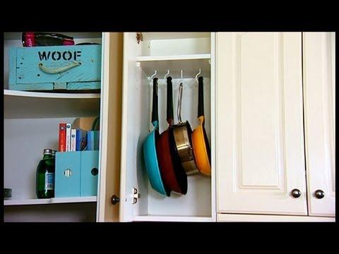 Повече пространство в кухнята