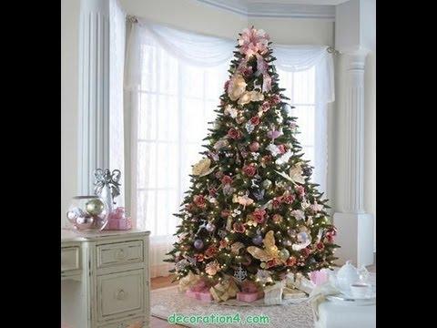 Коледна украса на елхата 2013