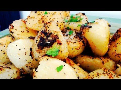 Сгответе си картофи по гръцки лесно и бързо