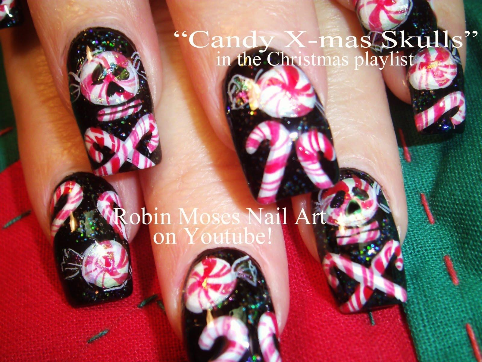 Лак с Коледна украса