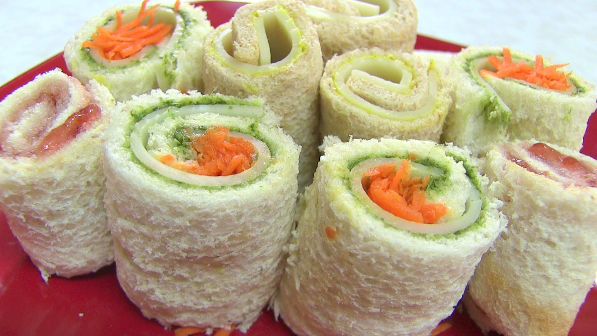 Рецепта за сандвич руло