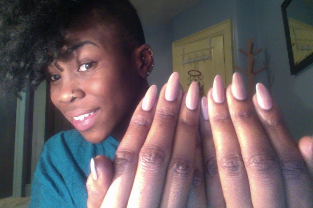 Остри нокти без акрил