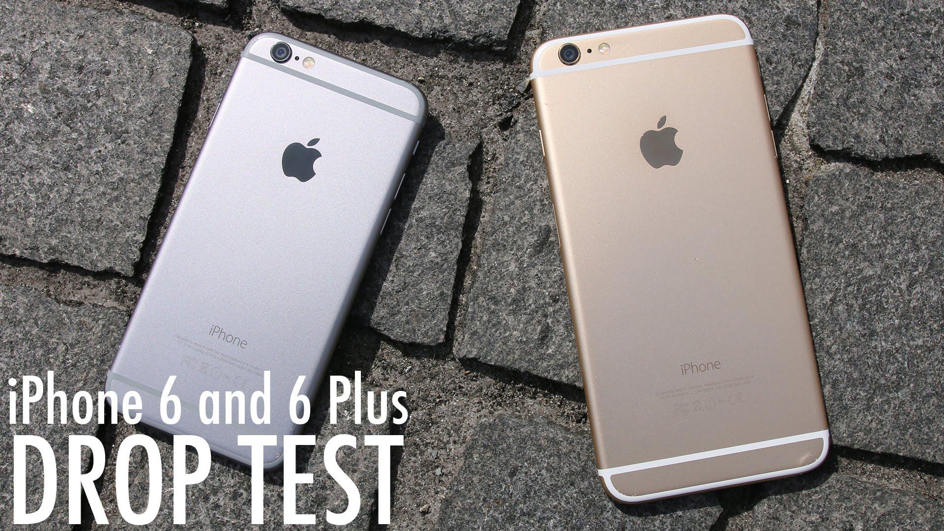 Тест за издръжливост на iPhone 6 и iPhone 6 Plus