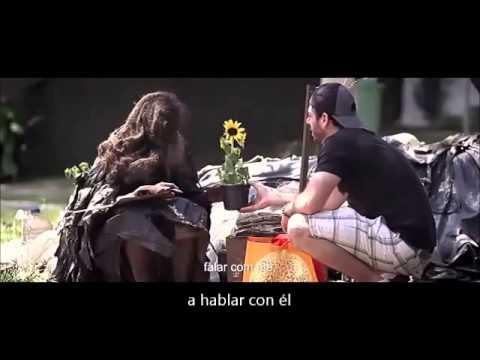 Историята на бездомникът-поет