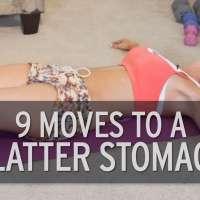 9 упражнения за плосък корем само за 5 минути на ден