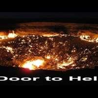 Това е вратата към Ада! Гори 40 години без да спре