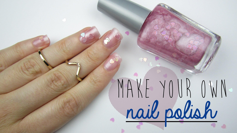 Как да си направите лак за нокти с цвят по ваш избор