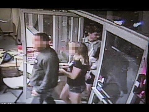 Убийство в магазин