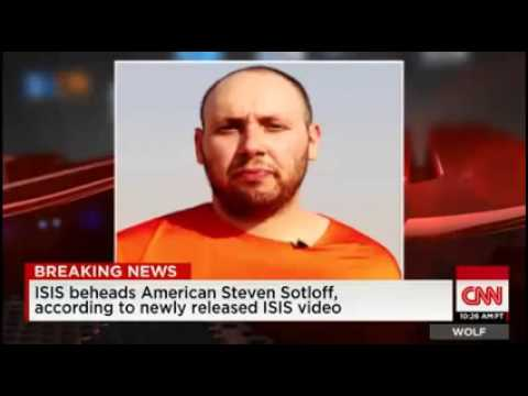 Ислямистите екзекутираха още един журналист