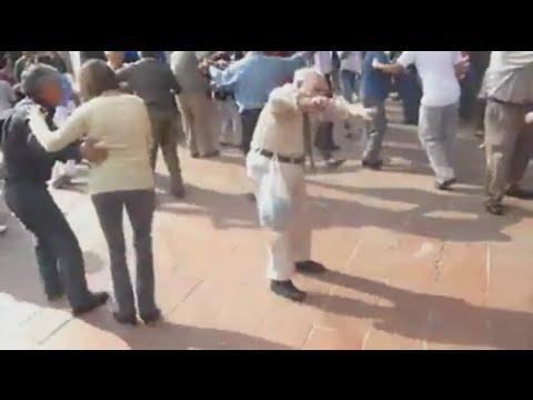 100-годишен дядо танцува рок енд рол