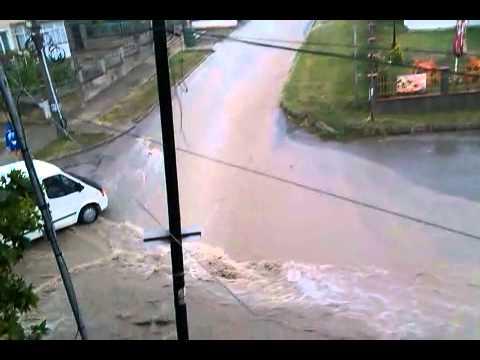 Наводнението в Бяла