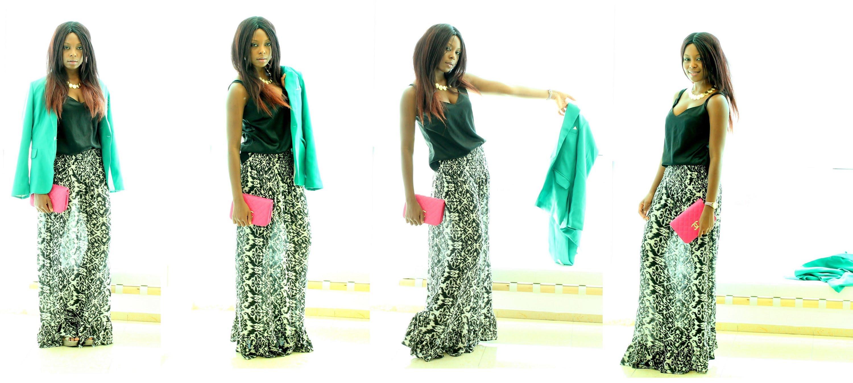 33 начина да носите дълга рокля