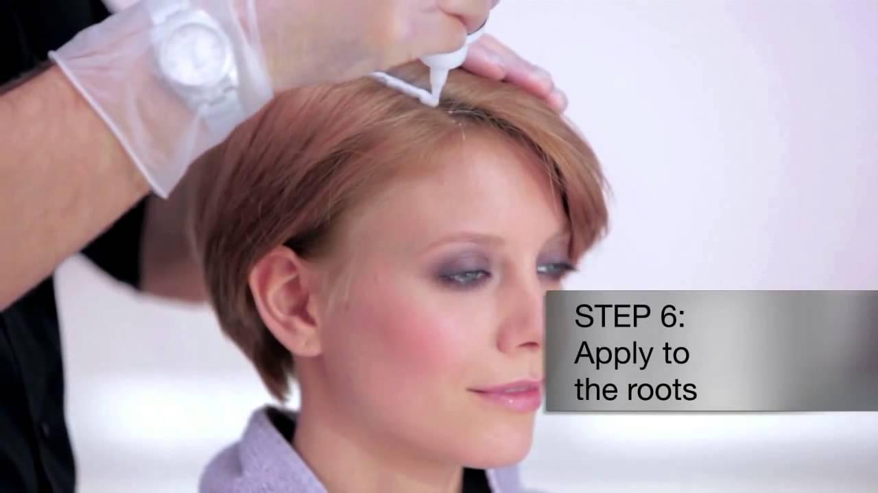 Как да изсветлите косата до сияйно русо?