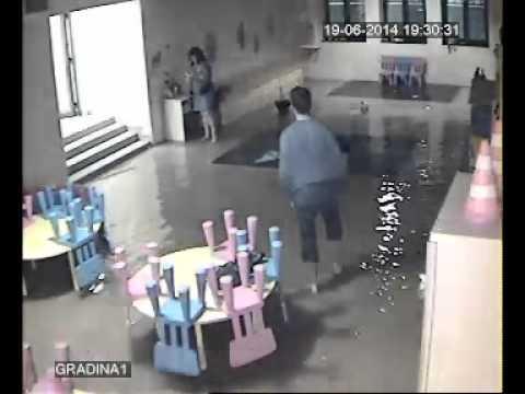 Наводняване на детска градина