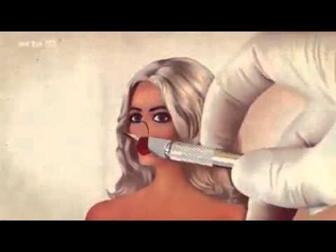 Видео за изопачената женска красота