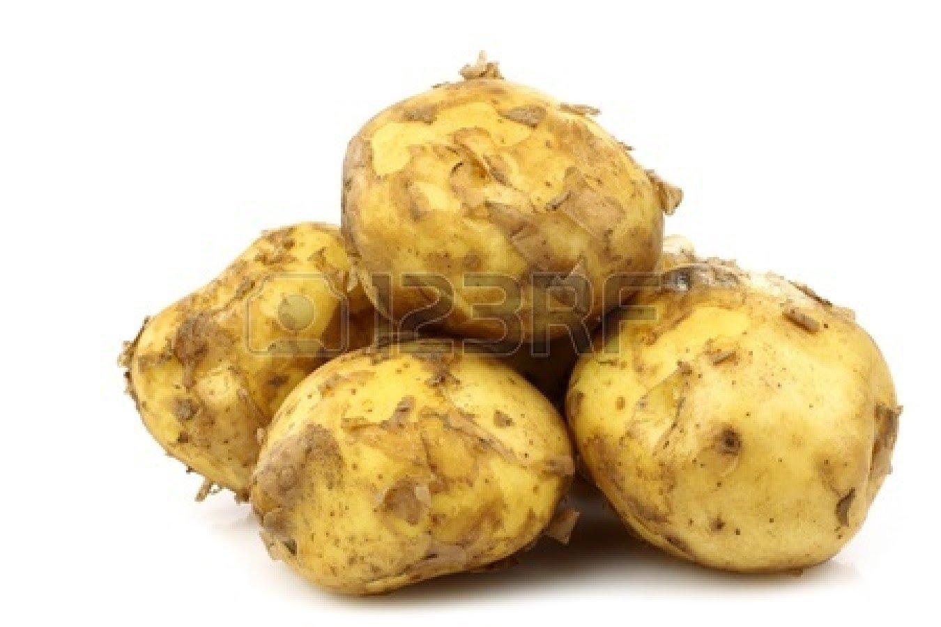 Вижте как се бели цял чувал картофи само за половин минута (Видео)