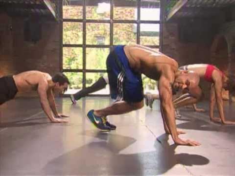 Отслабнете и стегнете тялото си с Insanity workout