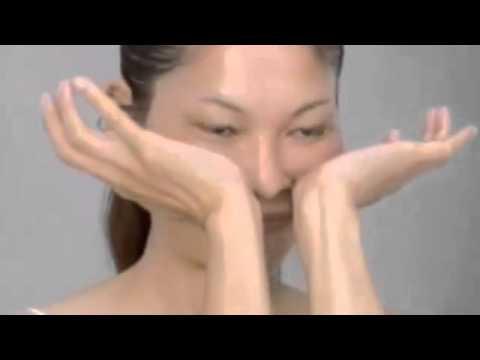 Японски масаж на лицето