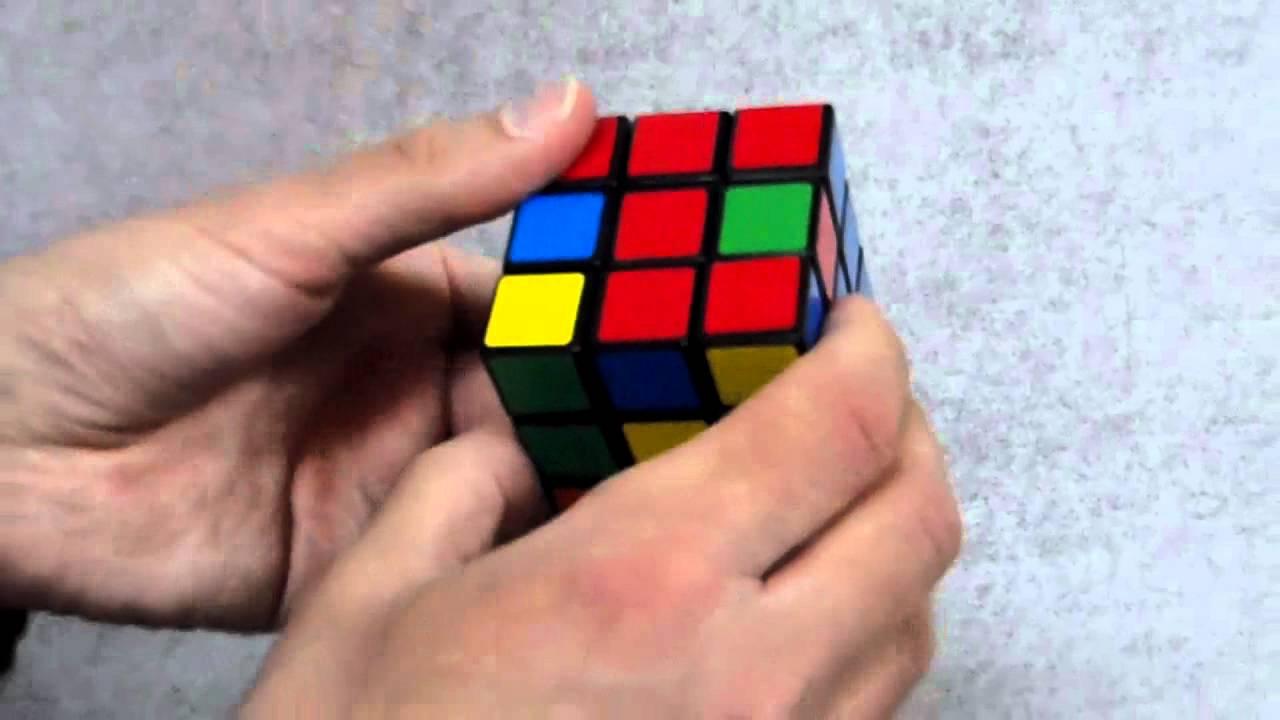 Как да наредим бързо куба на Рубик?
