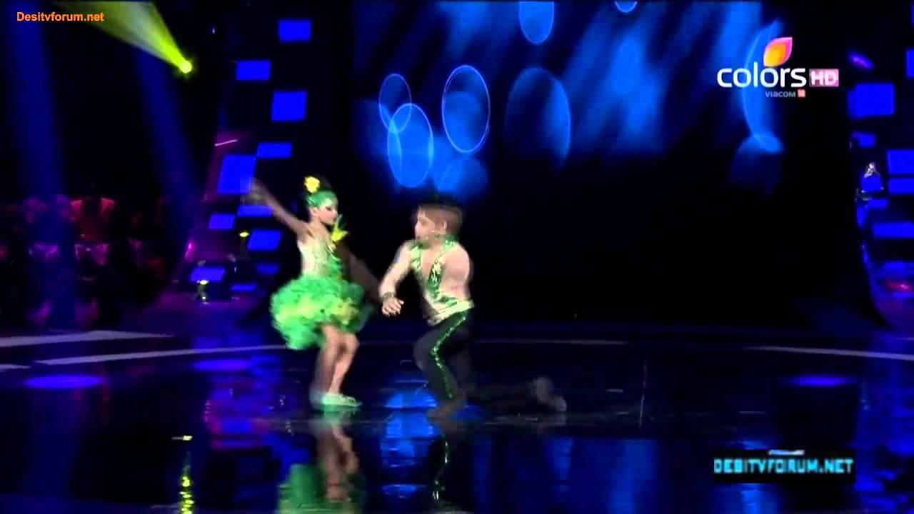Уникален танц - Индия търси талант