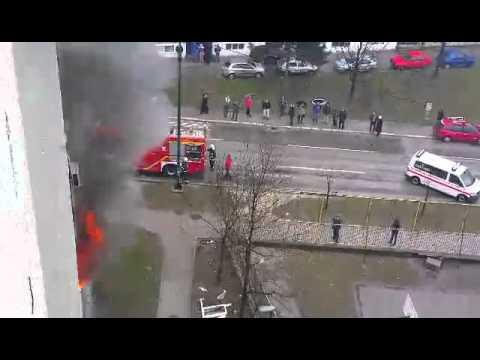 Мъж хвърлил бомба в апартамента си, заради неплатен кредит