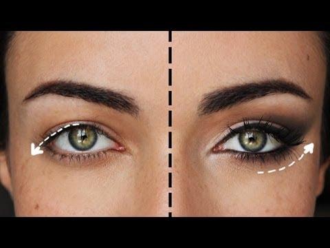 Гримиране на подути очи