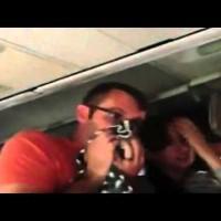 Намерено е видео от последните секунди преди падането на немския самолет