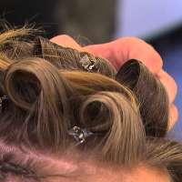 Рокли от човешка коса