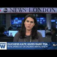 Кейт Мидълтън с притеснителен вид