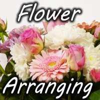 Поставяне на цветя във ваза