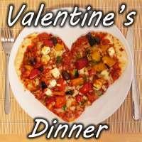Пица - сърце за Св.Валентин (Видео)
