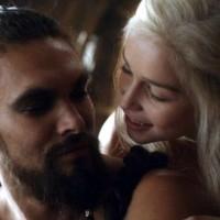 Най- горещите кадри от филма Игра на тронове