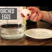 Как да си изпържа яйца или направя омлет без печка?