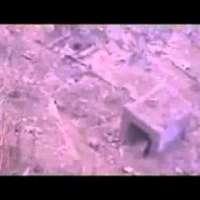 Кадни от адския взрив в Горни Лом