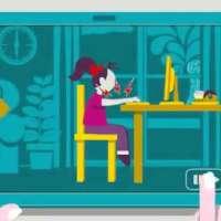 Здравословно поведение пред компютъра