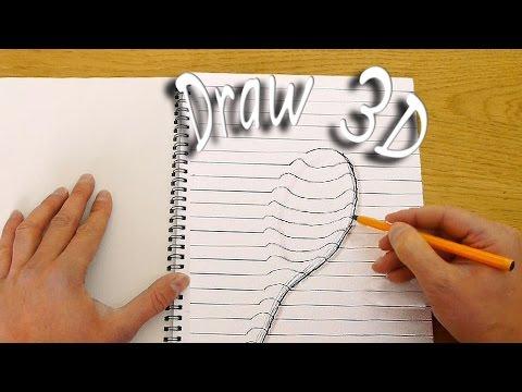 Рисуване на 3D картини
