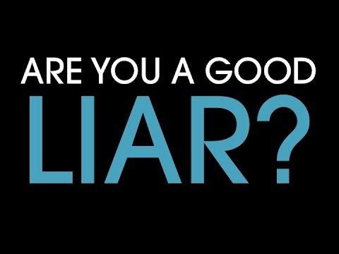Само за 5 секунди проверете дали сте добър лъжец! (Видео)