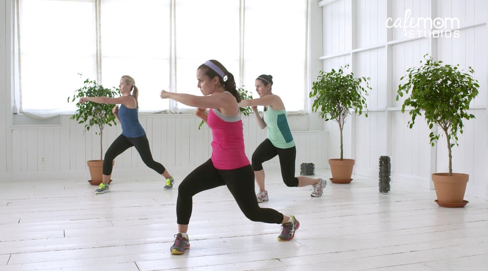 Кардио упражнения за здрави майки