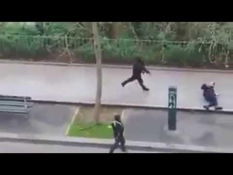 Потресаващо видео от касапницата в Париж