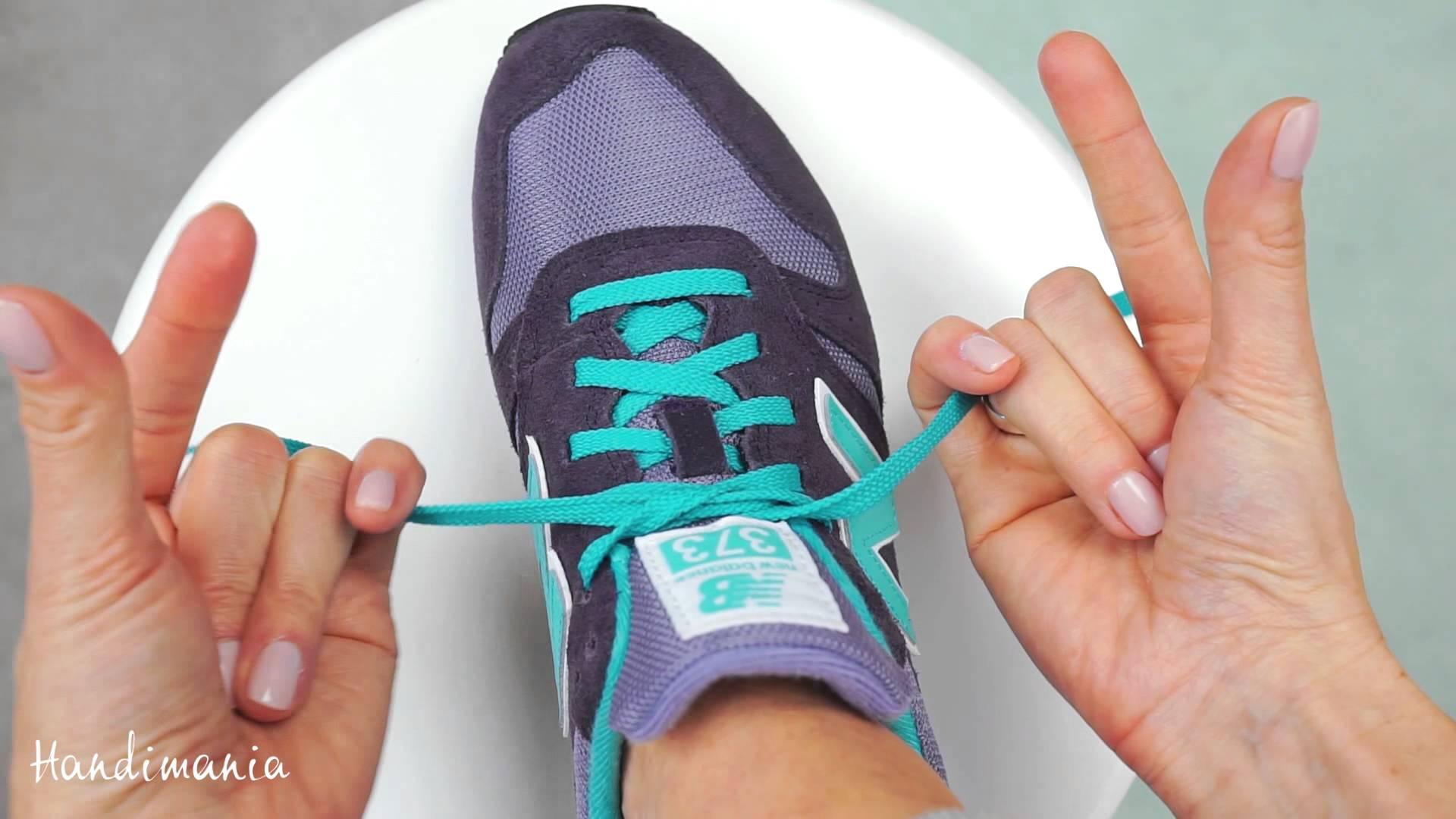 Как да се науча да си връзвам обувките
