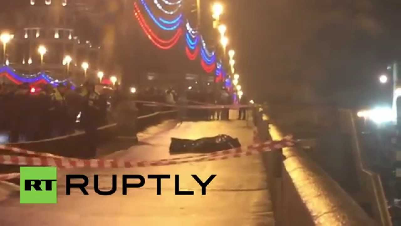 Борис Немцов убит в Москва с 4 куршума