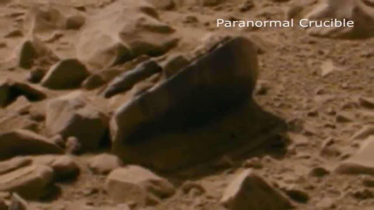 Намериха вестник на Марс