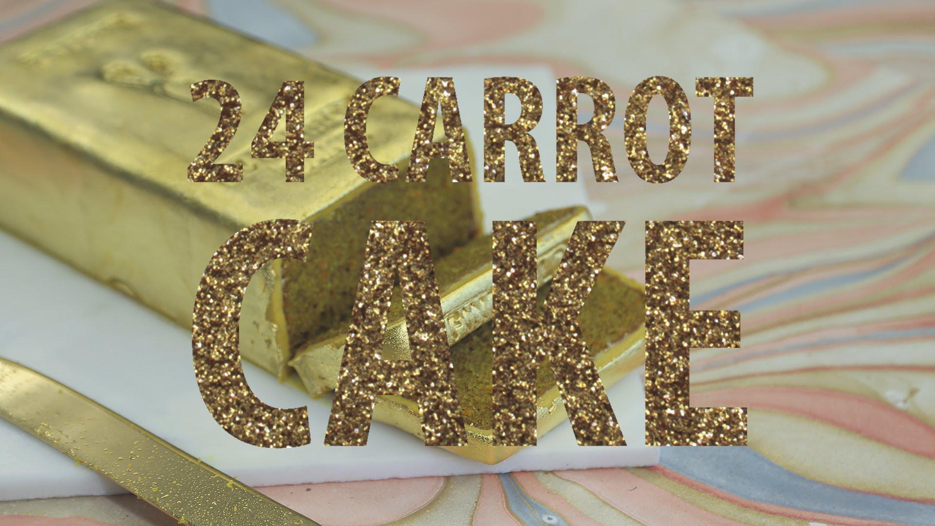 Златна торта от милион долара, която подлуди света
