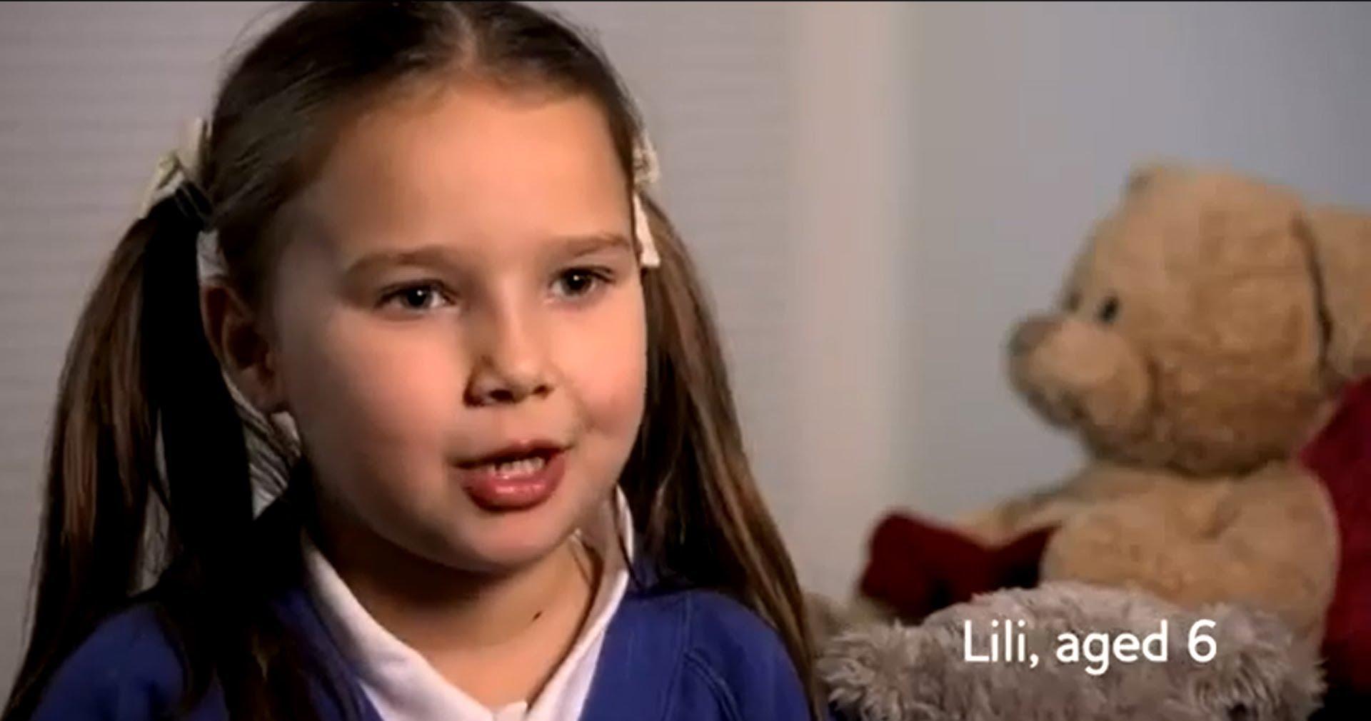 Историята на малката Лили