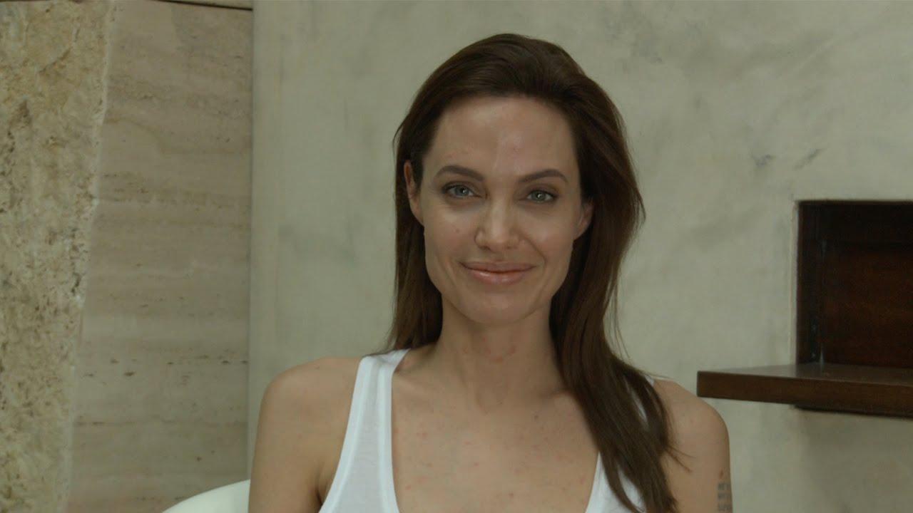 Послание от Анджелина Джоли