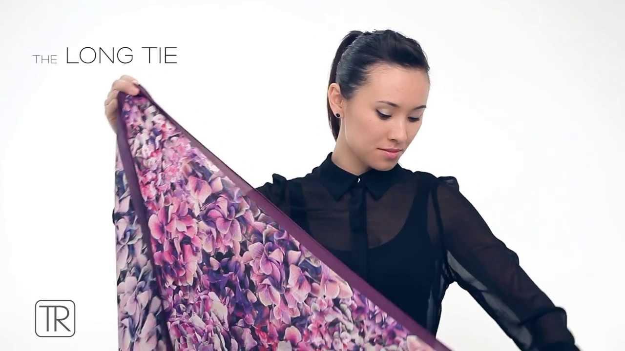 Как да носим шал през есента
